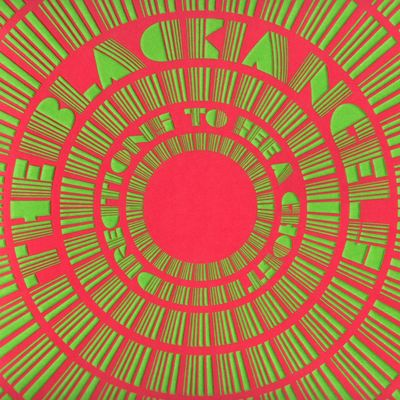 The Black Angels: Directions To See A Ghost