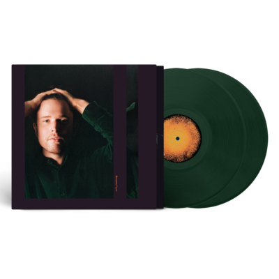 James Blake: Assume Form Green Double Heavyweight Vinyl