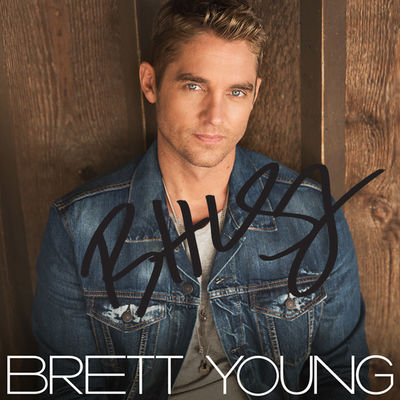 Brett Young: Brett Young: Signed