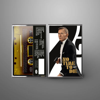 Hans Zimmer: No Time To Die Gold Cassette
