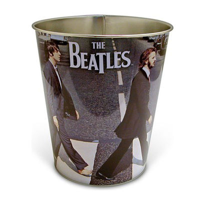 The Beatles: Abbey Road Tin Waste Paper Bin