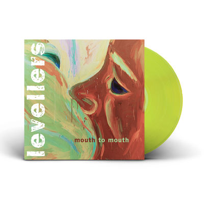 Levellers: Mouth to Mouth: Lime Coloured Double Vinyl
