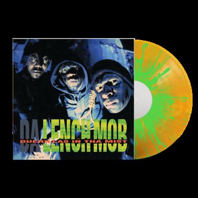 Da Lench Mob : Guerillas In Tha Mist: Limited Edition Orange + Green Splatter Vinyl LP