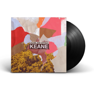 Keane: Cause and Effect: Standard LP
