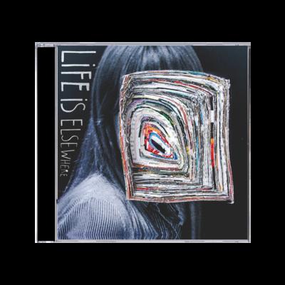 Little Comets: Life Is Elsewhere CD Album
