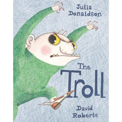 Julia Donaldson: The Troll (Hardback)