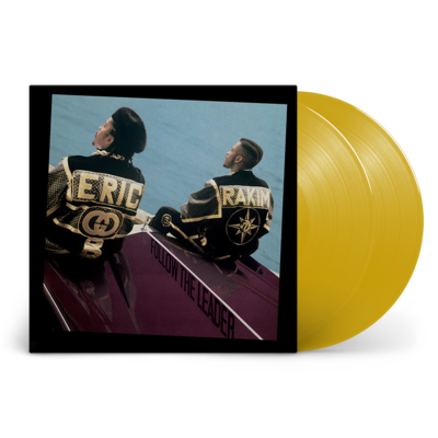 Eric B. & Rakim: Follow The Leader: Exclusive Gold Vinyl