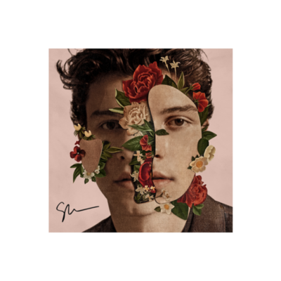 Shawn Mendes: Cover II Litho (Signed) + CD Album