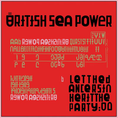 British Sea Power: Let The Dancers Inherit The Party Deluxe Gatefold + Signed Print