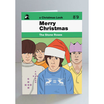 The Stone Roses: The Stone Roses Christmas Card