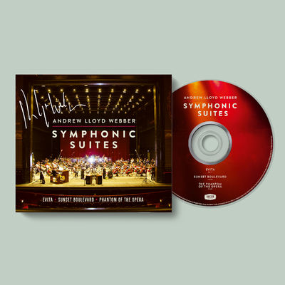 Andrew Lloyd Webber: Signed Symphonic Suites