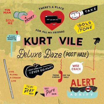 Kurt Vile: Wakin On A Pretty Daze: Deluxe Daze (Post Haze)