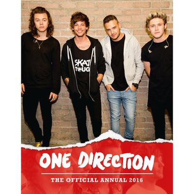 One Direction: One Direction: The Official Annual 2016 (Hardback)