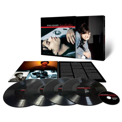 Ryan Adams: Heartbreaker: Deluxe Vinyl Edition