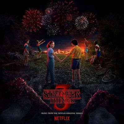 Various Artists: Stranger Things Season 3 - Soundtrack from the Netflix Original Series