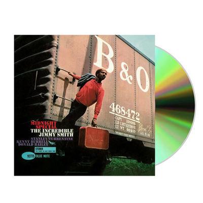Jimmy Smith: Midnight Special (Rudy Van Gelder Edition)
