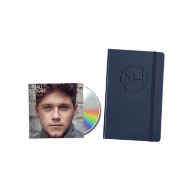 Niall Horan: Deluxe CD, Journal & 3 IG Tracks