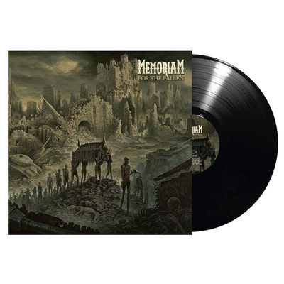 Memoriam: For The Fallen Ltd Edition Gatefold