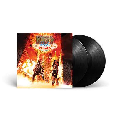 Kiss: Rocks Vegas: Double Vinyl & DVD Set