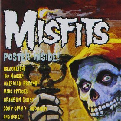 Misfits: American Psycho CD