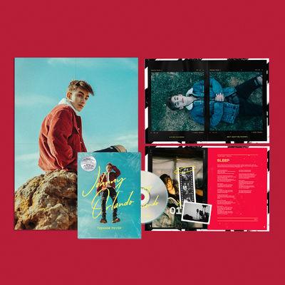 Johnny Orlando: Teenage Fever Fanzine + CD