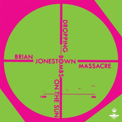 Brian Jonestown Massacre: Dropping Bombs On The Sun (UFO Paycheck): Pink Vinyl