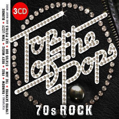 Various Artists: Top Of The Pops - 70s Rock