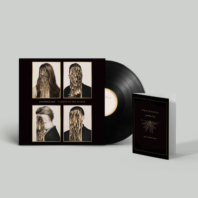 Another Sky: I SLEPT ON THE FLOOR</br> LP + LYRIC BOOK