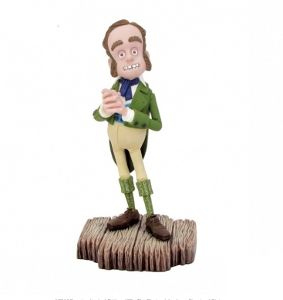 Pirates: Darwin - Limited Edition 150 - The Pirates / Aardman Figurine / Statue
