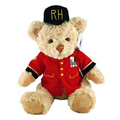 Colin Thackery : Official Royal Hospital Chelsea Teddy Bear