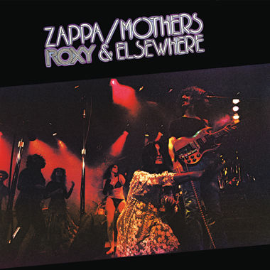 Frank Zappa: Roxy & Elsewhere - LP