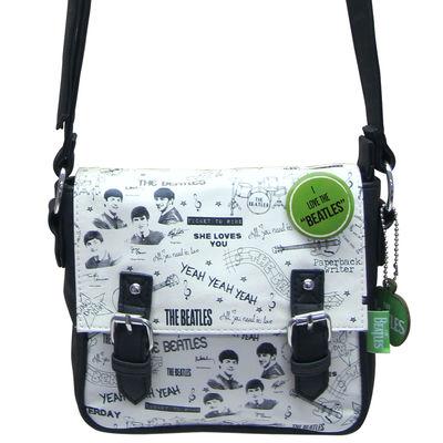 The Beatles: Graffiti Mini Bag