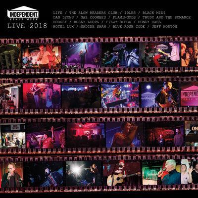 Various Artists: Independent Venue Week '18 Live BBC: Numbered Vinyl