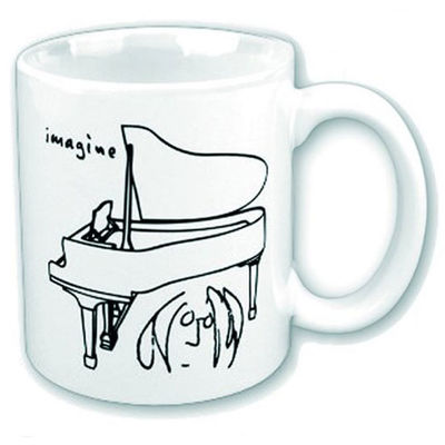 John Lennon: John Lennon Imagine Piano Mug