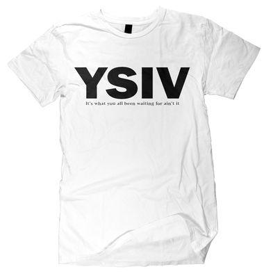 Logic: Exclusive YSIV Shirt