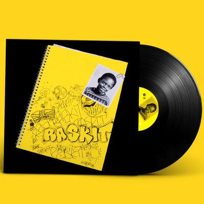 Dizzee Rascal: Raskit - Signed LP