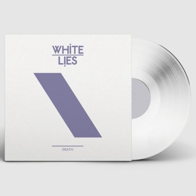 White Lies: Death Limited Edition White Vinyl