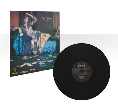 David Bowie: The Man Who Sold The World: 180g Audiophile Vinyl
