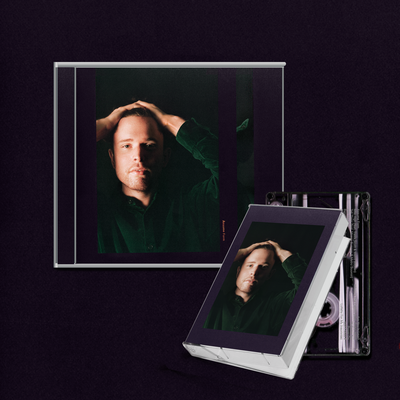 James Blake: Assume Form CD + Cassette