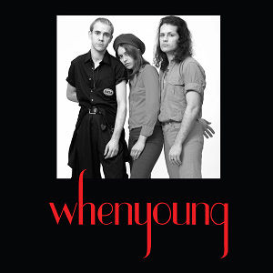 Whenyoung: Actor: Signed Red Vinyl