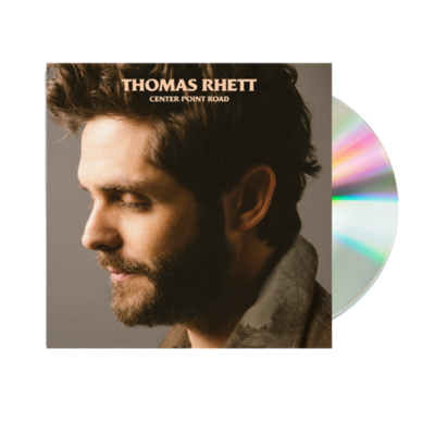 Thomas Rhett: Center Point Road CD