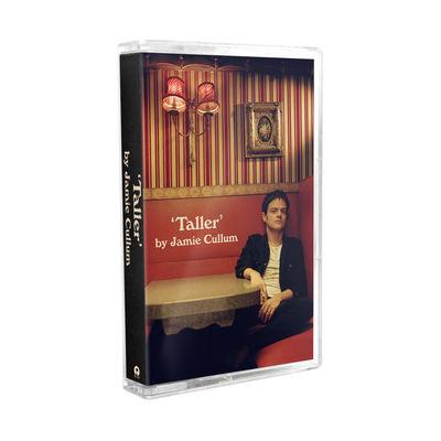 Jamie Cullum: 'Taller' Cassette