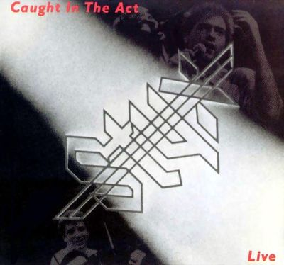 Styx: Caught In The Act - Live
