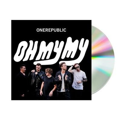 OneRepublic: Oh My My Deluxe CD Album