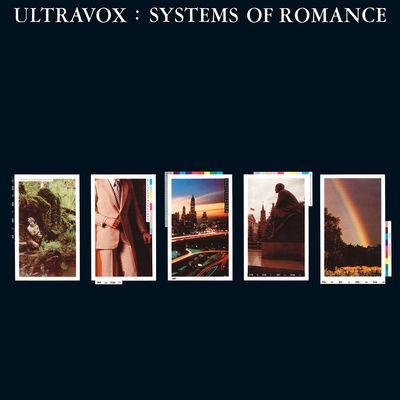 Ultravox: Systems Of Romance - White Vinyl