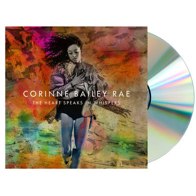 Corinne Bailey Rae: The Heart Speaks In Whispers Standard CD Album