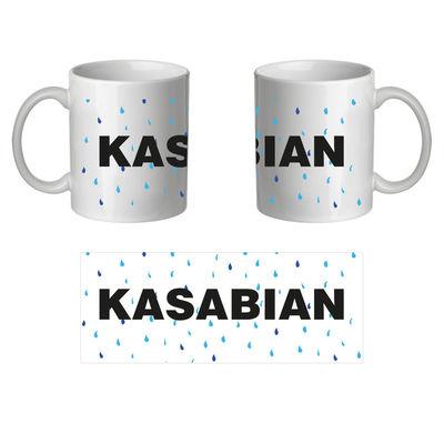 Kasabian: Tears Logo Mug