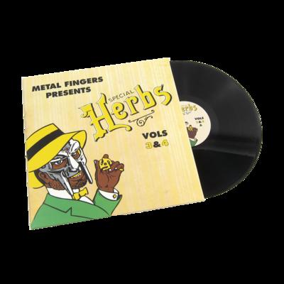 MF DOOM: Special Herbs Vol. 3 + 4