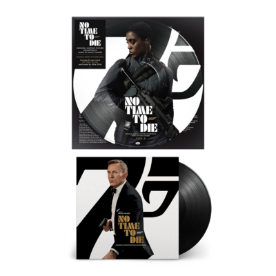 Hans Zimmer: No Time to Die LP & Picture Disc Bundle