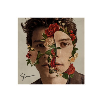 Shawn Mendes: Cover I Litho (Signed) + CD Album